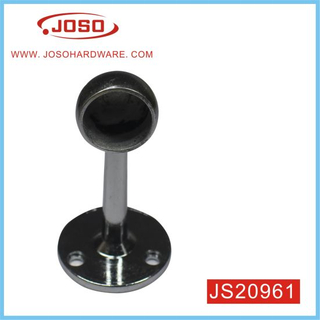24mm Chrome Plated Small End Bracket-Pair for Bedroom