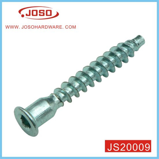 Flat Head Steel Screw for Furniture Fitting