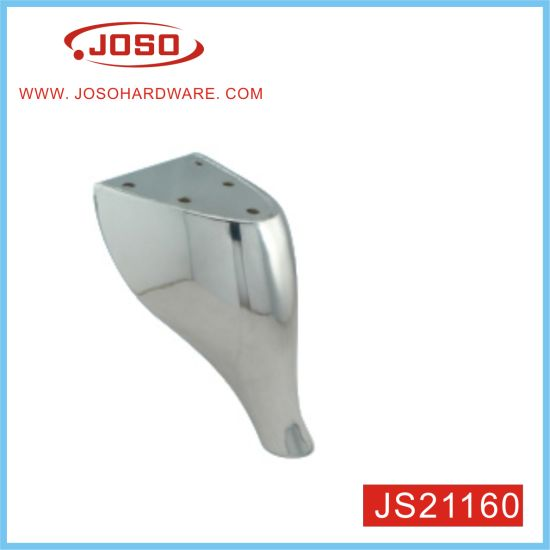 JS21160 Chrome Plated Furniture Metal Leg for Sofa