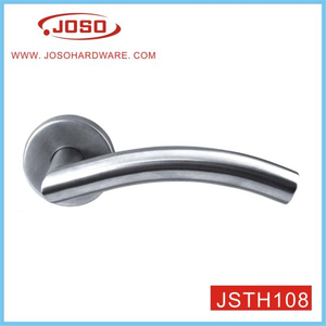 Round Tube Furniture Handle for House Door