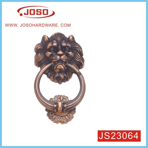Small Noble Elegant Zinc Alloy Door Handle with Lion