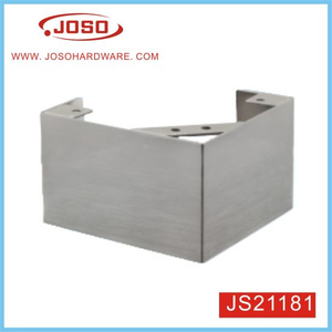 Furniture Hardware Accessories of Metal Corner Sofa Leg