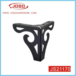 Unique Design Flower Metal Furniture Leg for Sofa