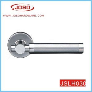 Solid Furniture Lever Handle for Interior Door