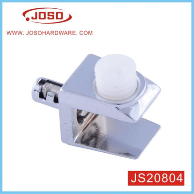 Zinc Alloy Glass Clip of Bathroom Hardware