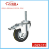 Thread Stem Medical Plastic Caster for Office Chair