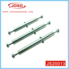 Double Head Steel Accessories With Ring For Furniture