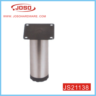 Square Flange Polish Furniture Leg For Sofa