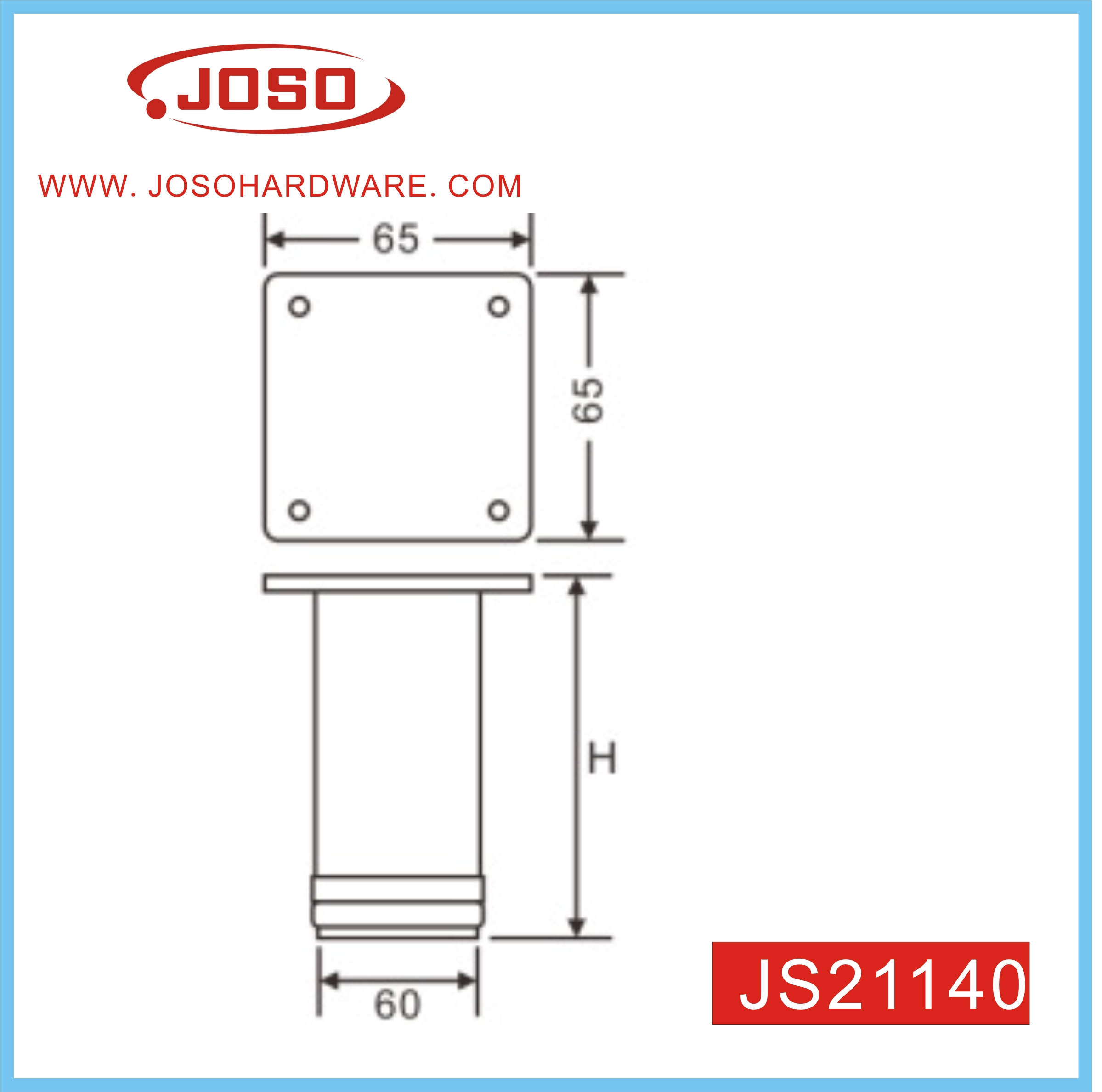 Different Height Available Furniture Leg For Sofa