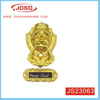 Small Noble Elegant Lion Handle with Flowers for Wardrobe