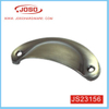 65mm Hole Center Cup Pull Handle for Cottage Drawer Cabinet