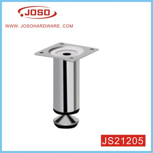 Classic Type Round Furniture Hardware of Leg for Sofa
