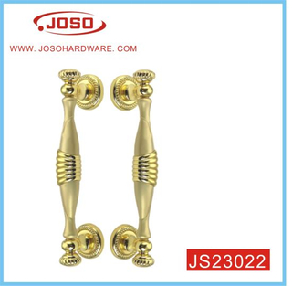 Elegant Gold Furniture Handle for Outer Door