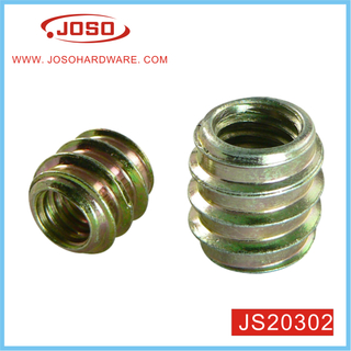 Different Size Furniture Fitting Accessories Insert Nut