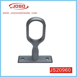 High Quality Metal Wardrobe Hanging Rail Support